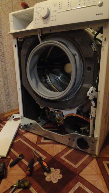 Ремонт стиральной машины в СПб